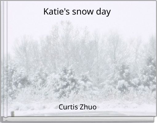Katie's snow day