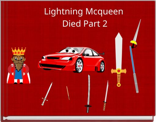 Lightning Mcqueen Died Part 2
