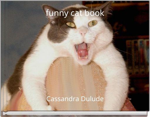 funny cat book