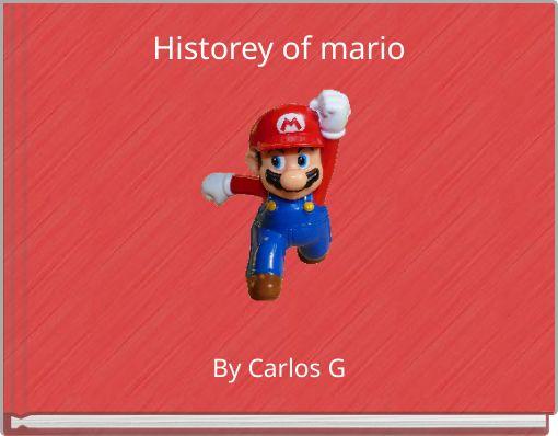 Historey of mario