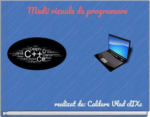 Medii vizuale de programare