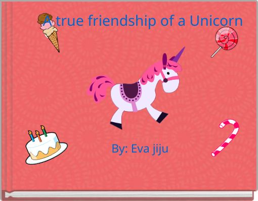 A true friendship of a Unicorn