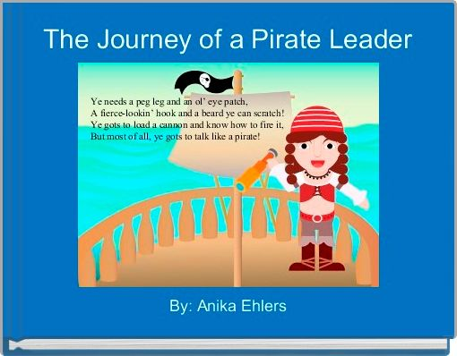 The Journey of a Pirate Leader