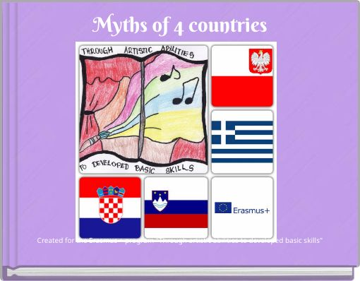 Myths of 4 countries