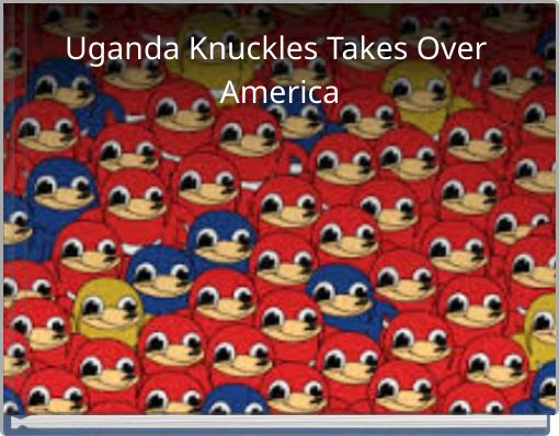 Uganda Knuckles Takes Over America