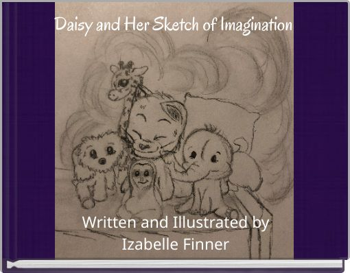 Daisy and Her Sketch of Imagination