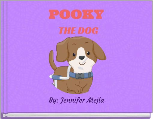 POOKY THE  DOG