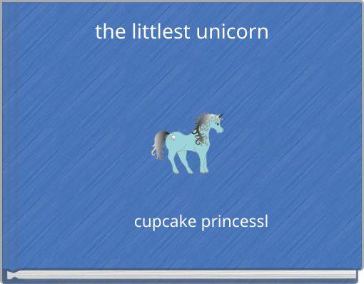 the littlest unicorn