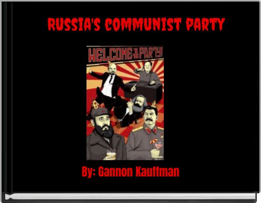 Russia's communist party
