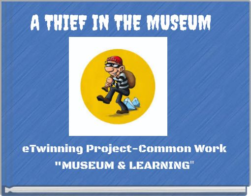 A THIEF IN THE MUSEUM