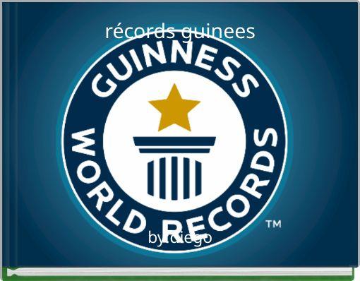 récords guinees