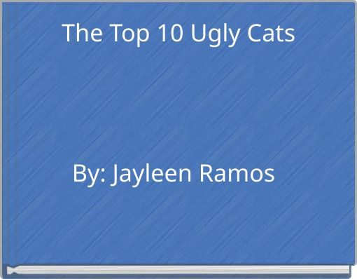 The Top 10 Ugly Cats