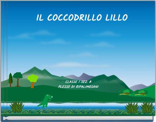 IL COCCODRILLO LILLO