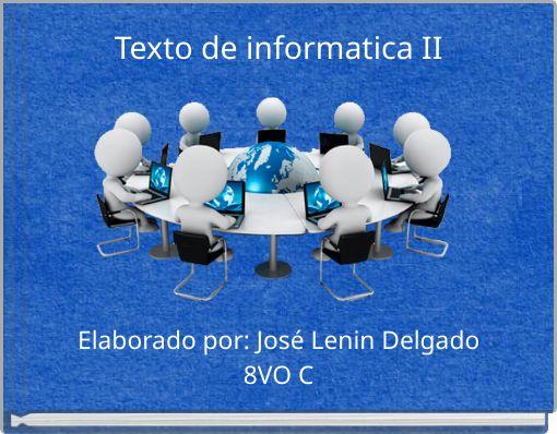Texto de informatica II