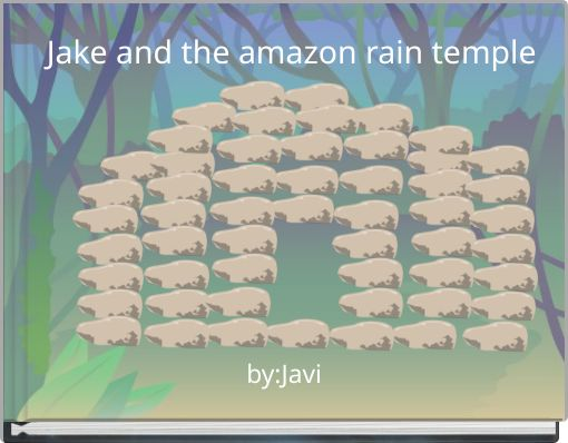 Jake and the amazon rain temple