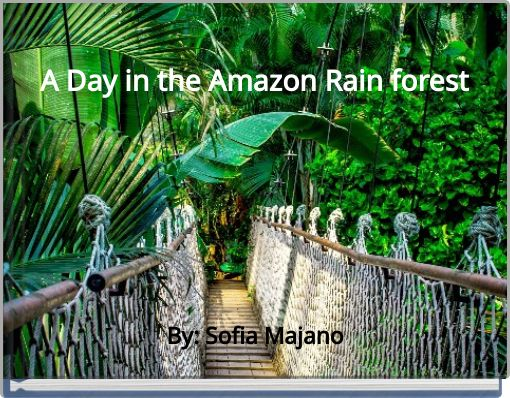 A Day in the Amazon Rain forest
