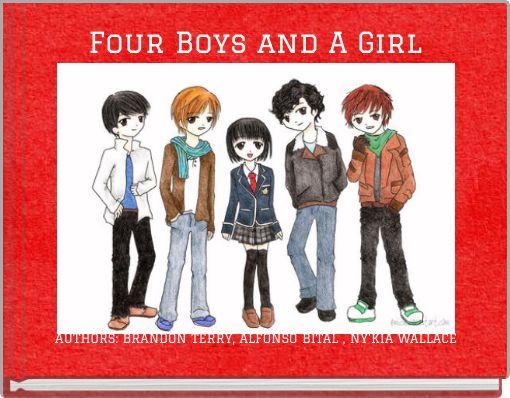 Four Boys and A Girl
