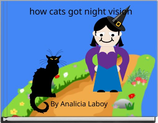 how cats got night vision
