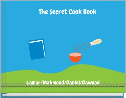 The Secret Cook Book