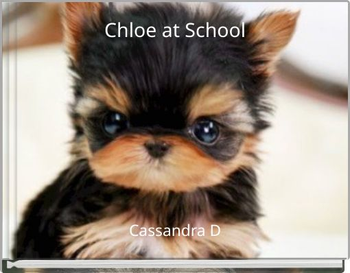 Chloe at School