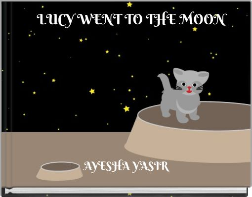 LUCY WENT TO THE MOON