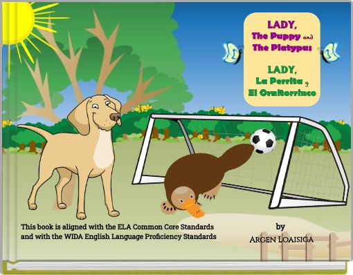 Lady, the Puppy, and the Platypus