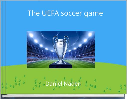 The UEFA soccer game