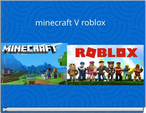 minecraft V roblox