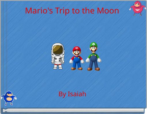 Mario's Trip to the Moon