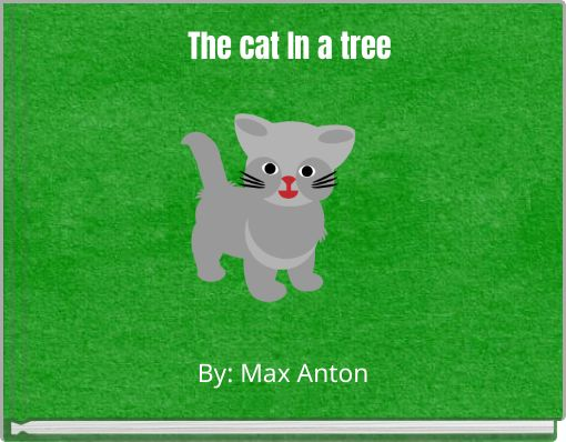 The cat In a tree