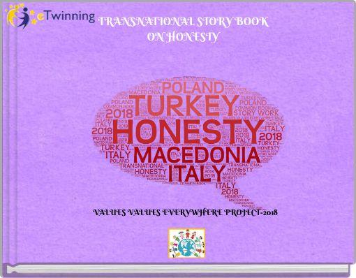 TRANSNATIONAL STORY  BOOKON      HONESTY