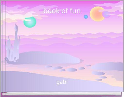 book of fun