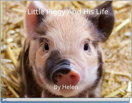 Little Piggy And His Life