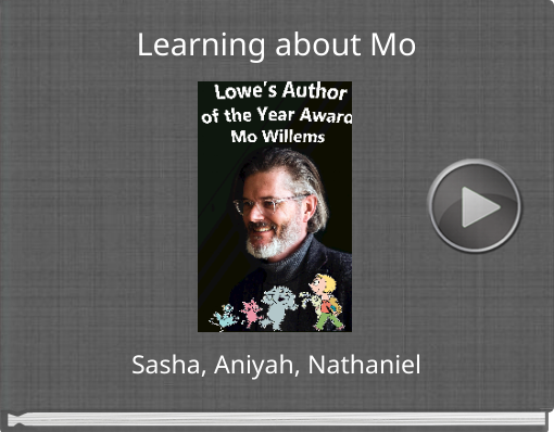 Book titled 'Learning about Mo'