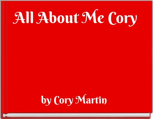 All About Me Cory