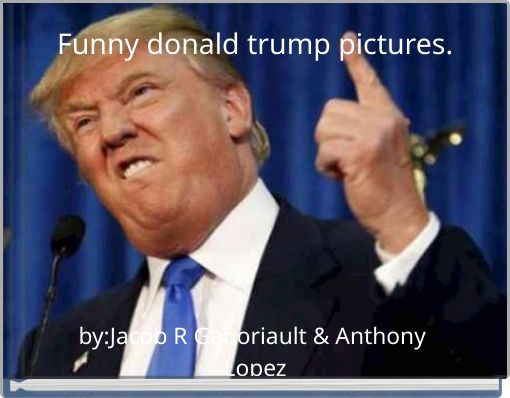 Funny donald trump pictures.