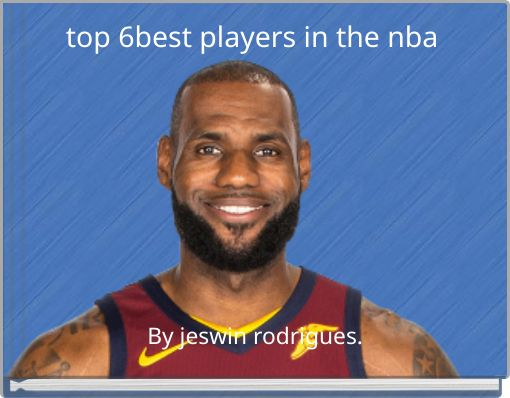 top  6best players in the nba