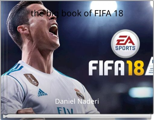 the big book of FIFA 18