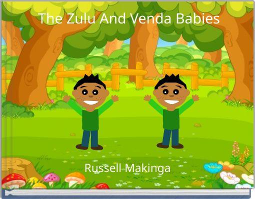 The Zulu And Venda Babies