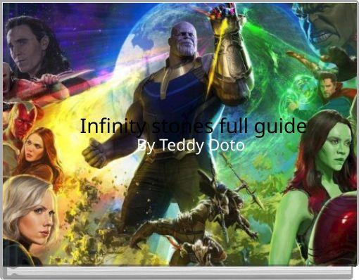 Infinity stones full guide