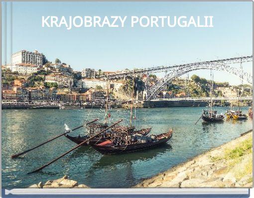 KRAJOBRAZY PORTUGALII