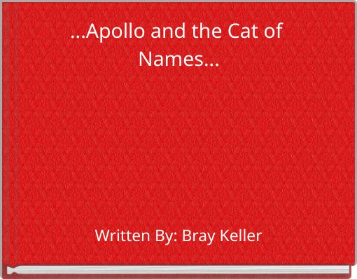 ...Apollo and the Cat of Names...