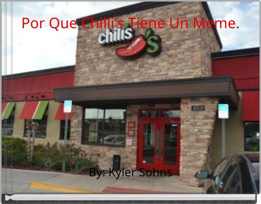 Por Que Chilli's Tiene Un Meme.
