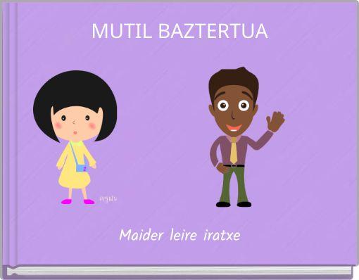 MUTIL BAZTERTUA