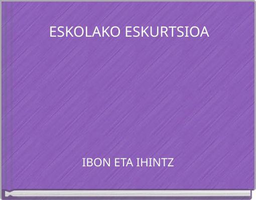 ESKOLAKO ESKURTSIOA