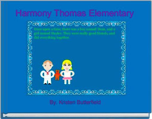 Harmony Thomas Elementary