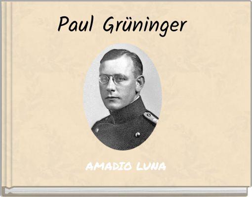 Paul Grüninger