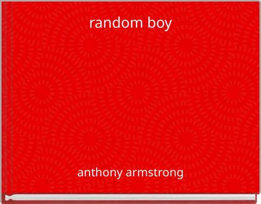 random boy
