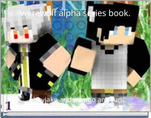 werewolf alpha series book.