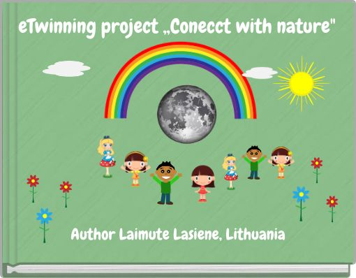 """eTwinning project """"Conecct with nature"""